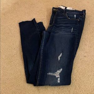 Low rise super skinny Hollister Jeans